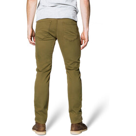 DUER No Sweat Slim-housut Miehet, tobacco